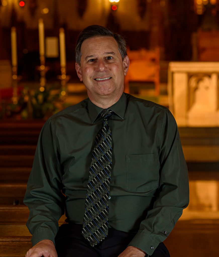 Mr. Paul Monachino: Director of Liturgical Music & Organist