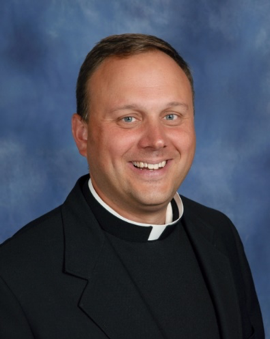 Welcome Msgr. Oxley!